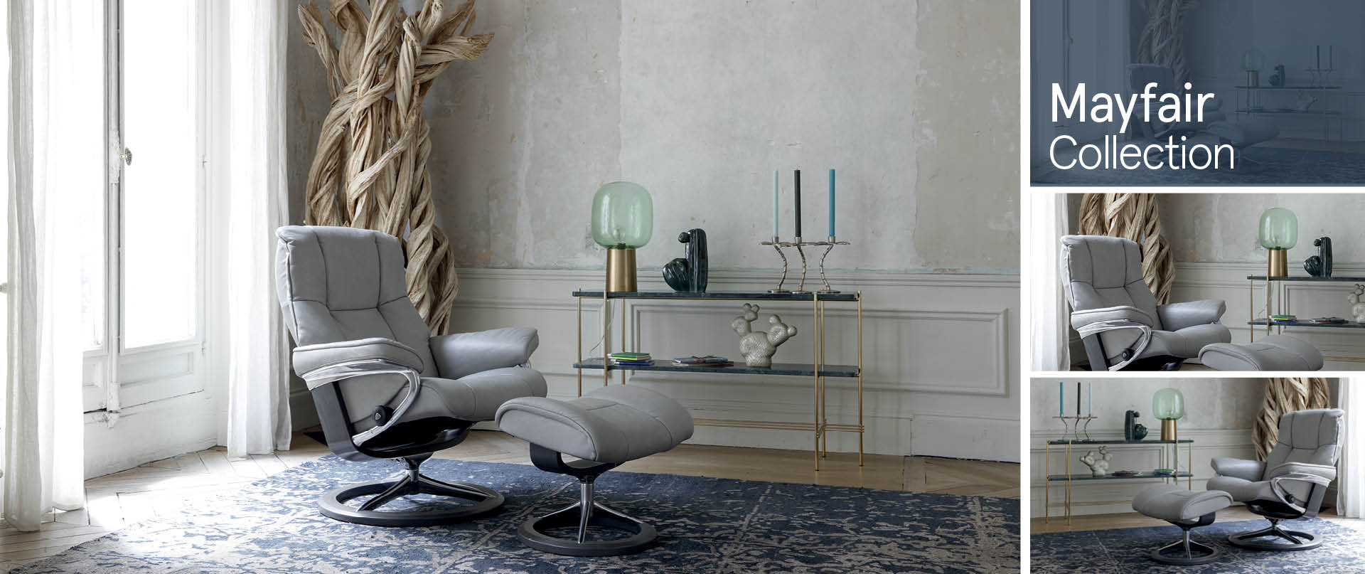 Mayfair Chairs and Footstools Ranges