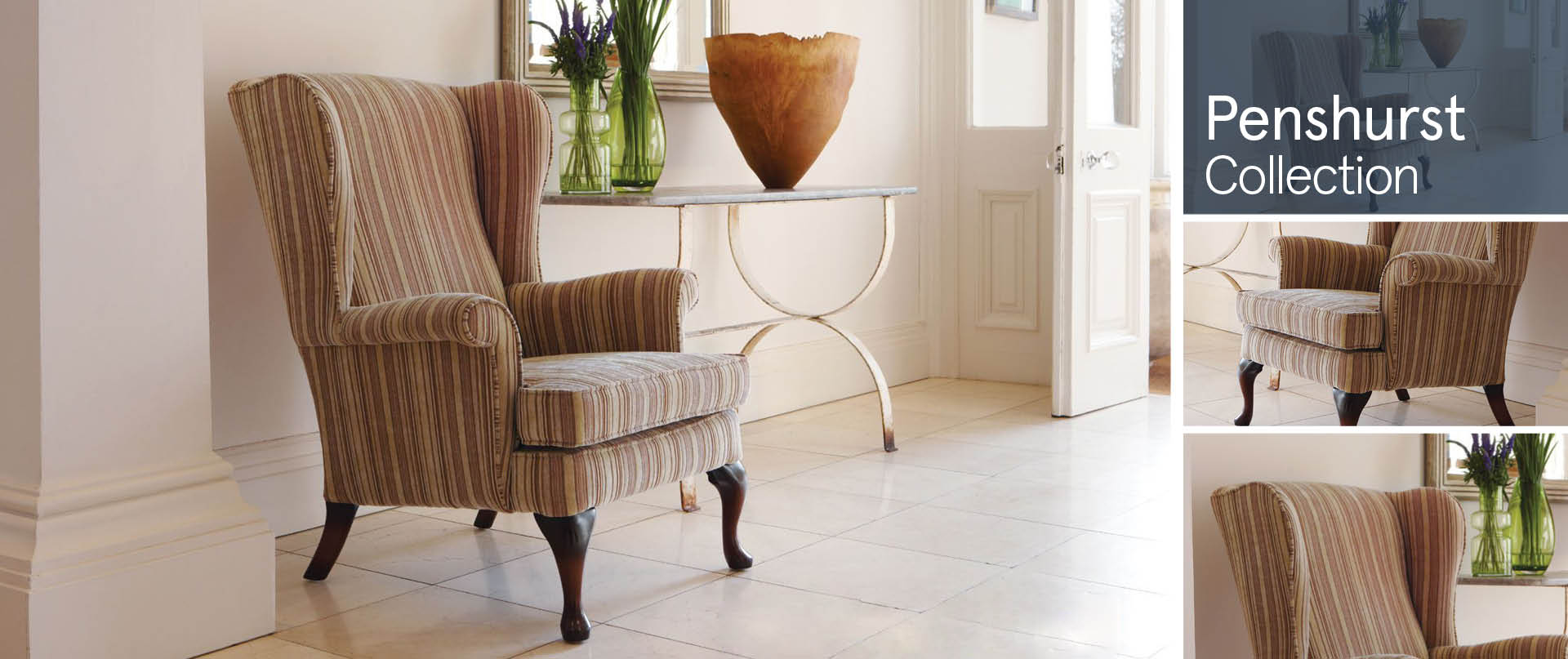 Penshurst Chairs and Footstools Ranges