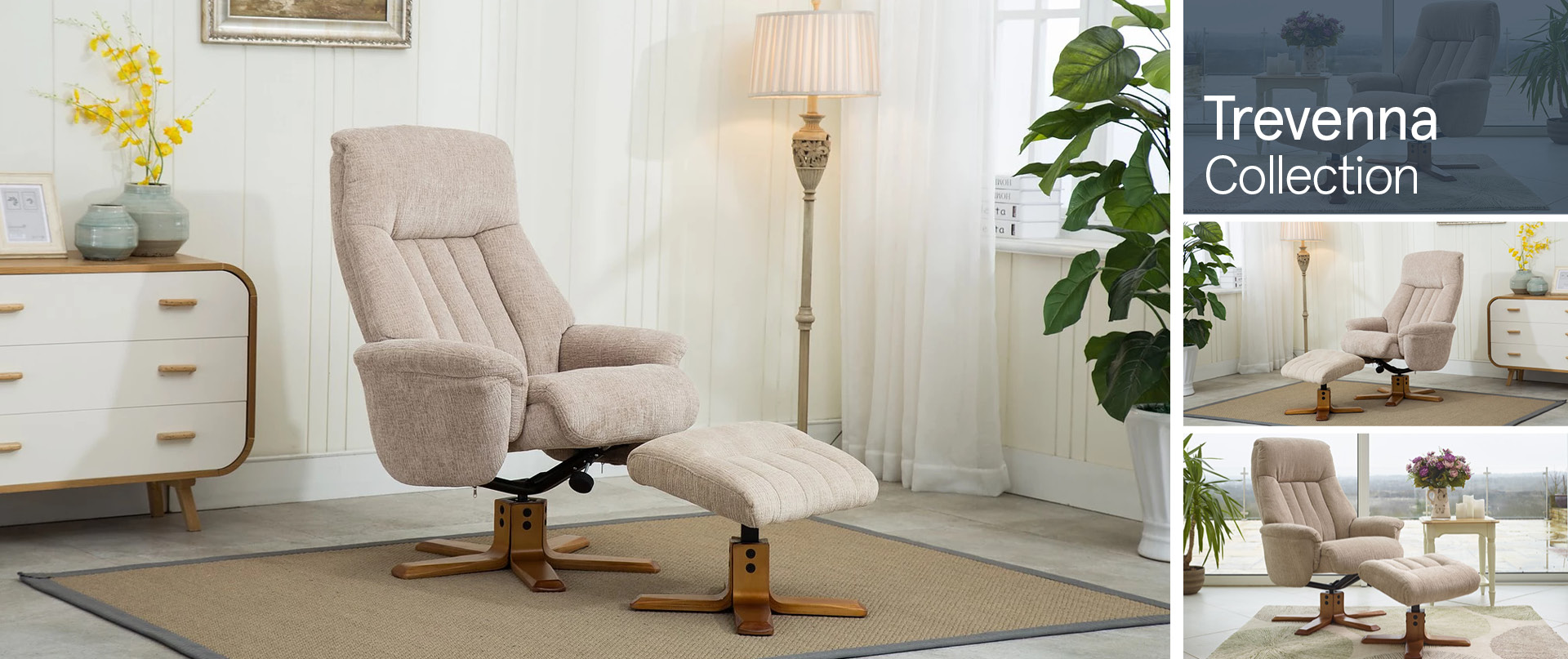 Trevenna All Chairs and Footstools Ranges