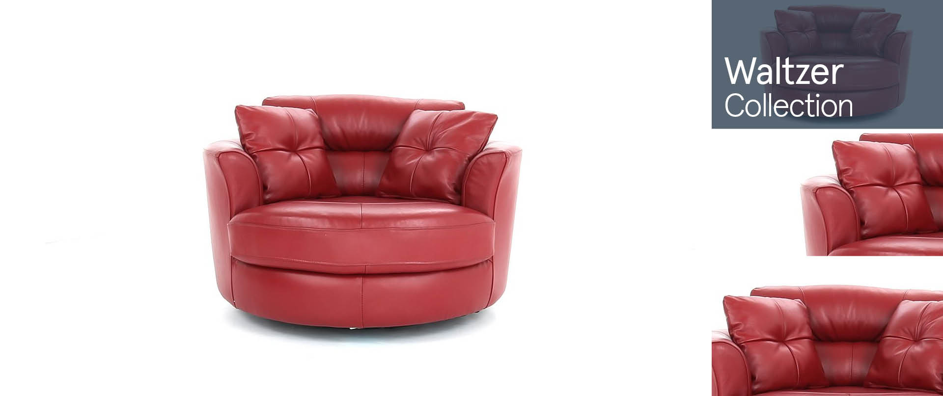 Waltzer Chairs and Footstools Ranges