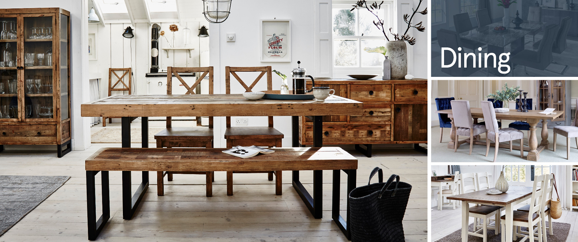All Dining Room Furniture Ranges