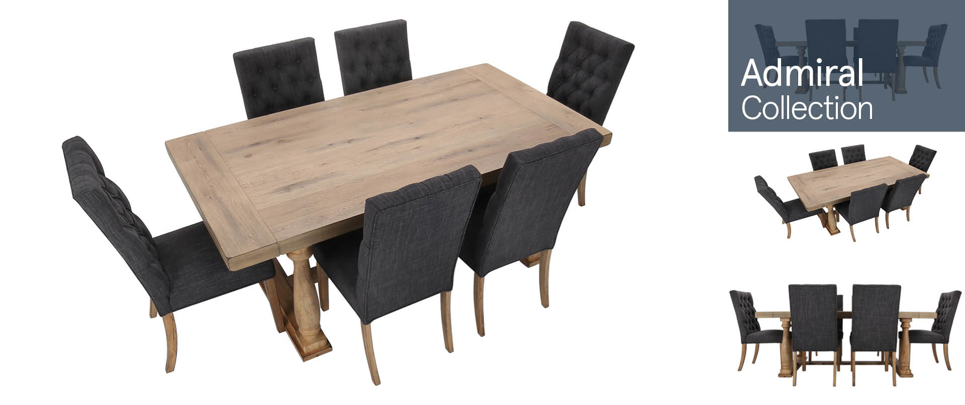 Admiral Dining Ranges