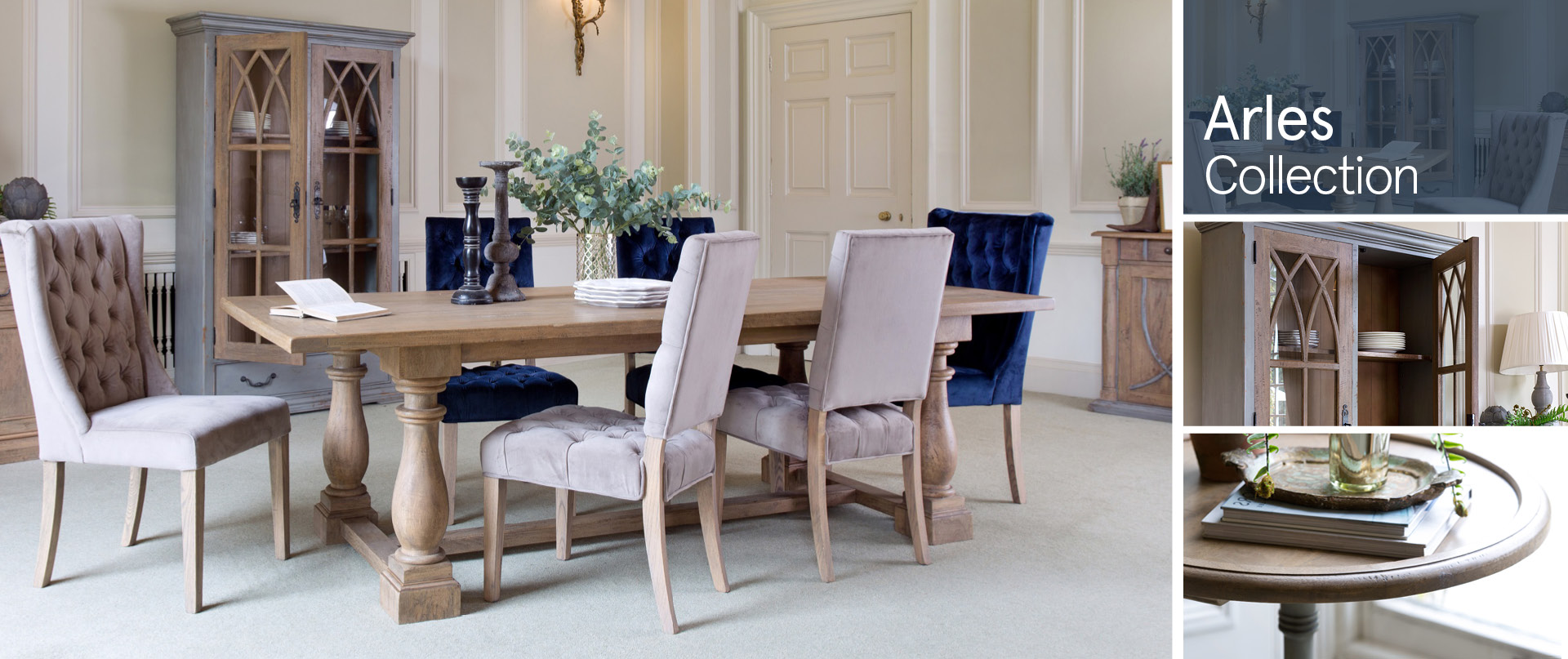 Arles Dining Ranges