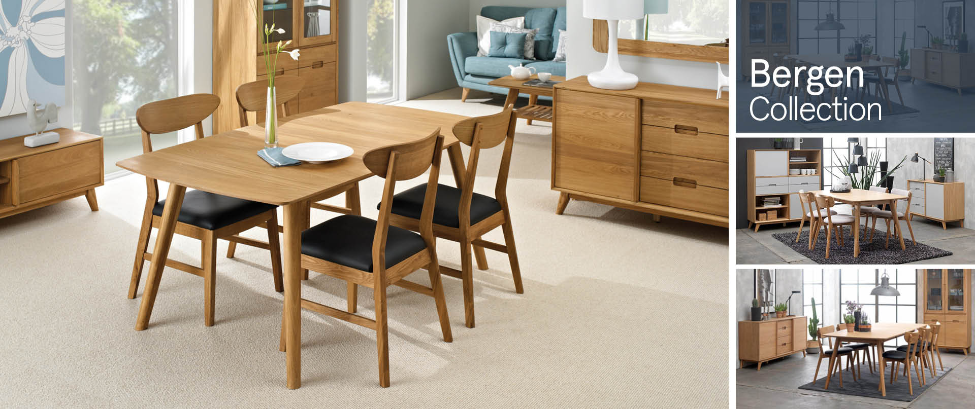 Bergen Dining Ranges