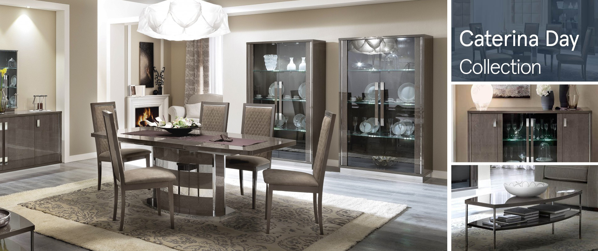 Caterina Day Dining Furniture Ranges