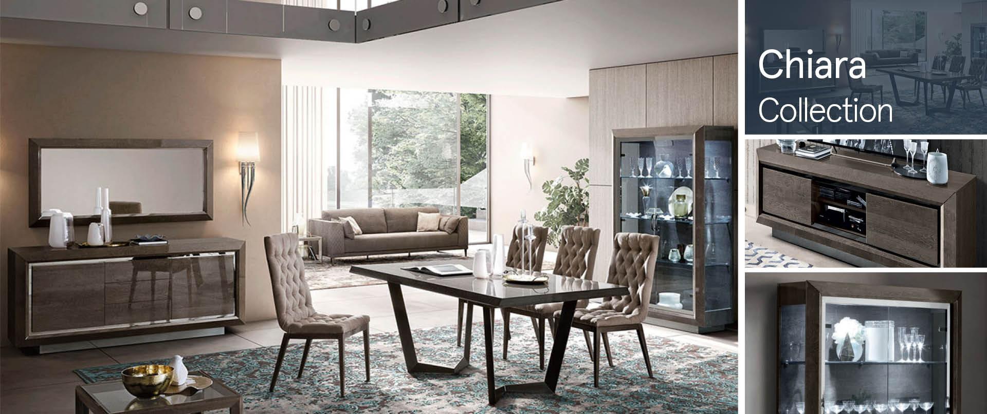 Chiara Dining Furniture Ranges