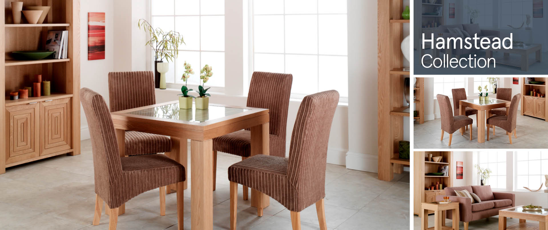 Hamstead Dining Ranges