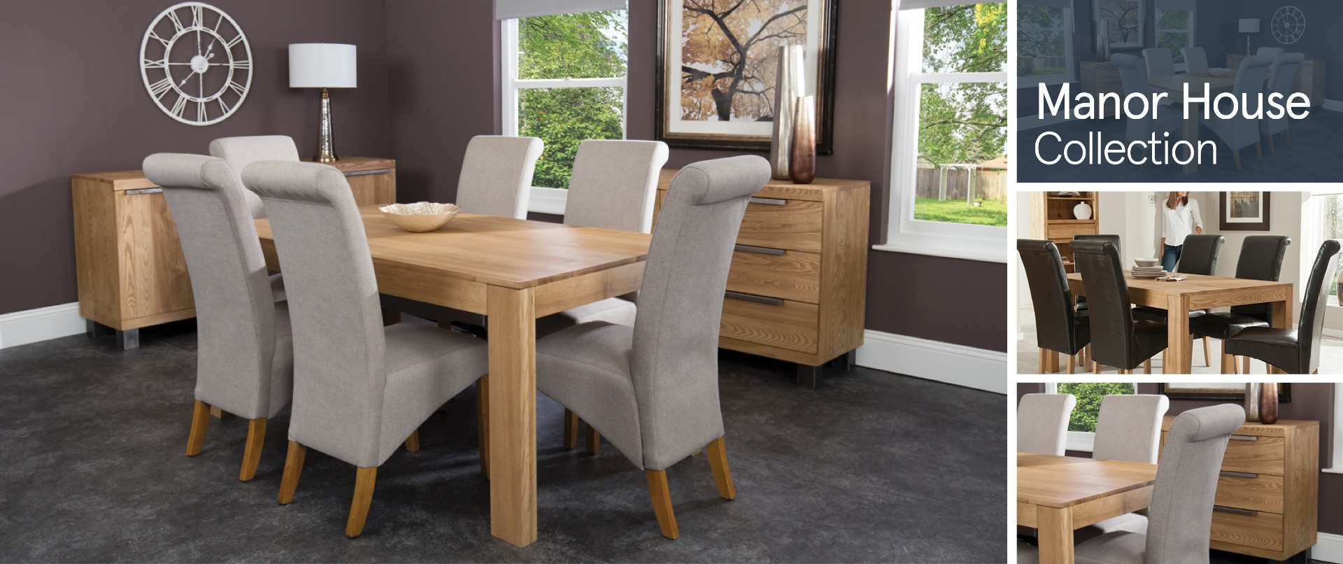Manor-House Dining Ranges