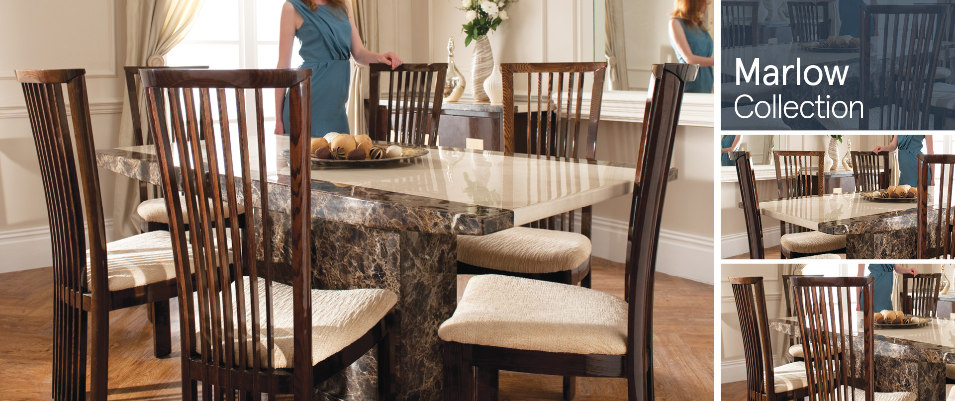 Marlow Dining Ranges