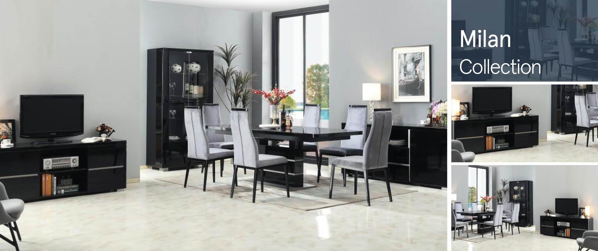 Milan Dining Furniture Ranges