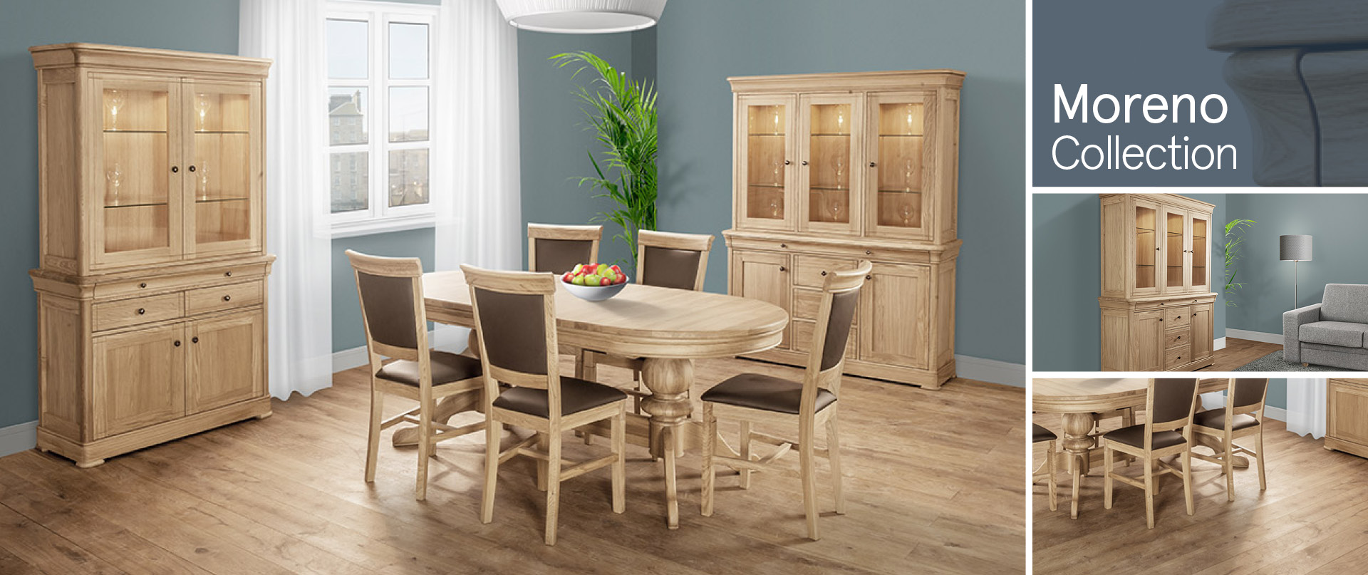 Moreno Dining Ranges