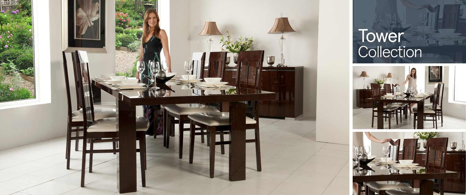 Tower Dining Ranges