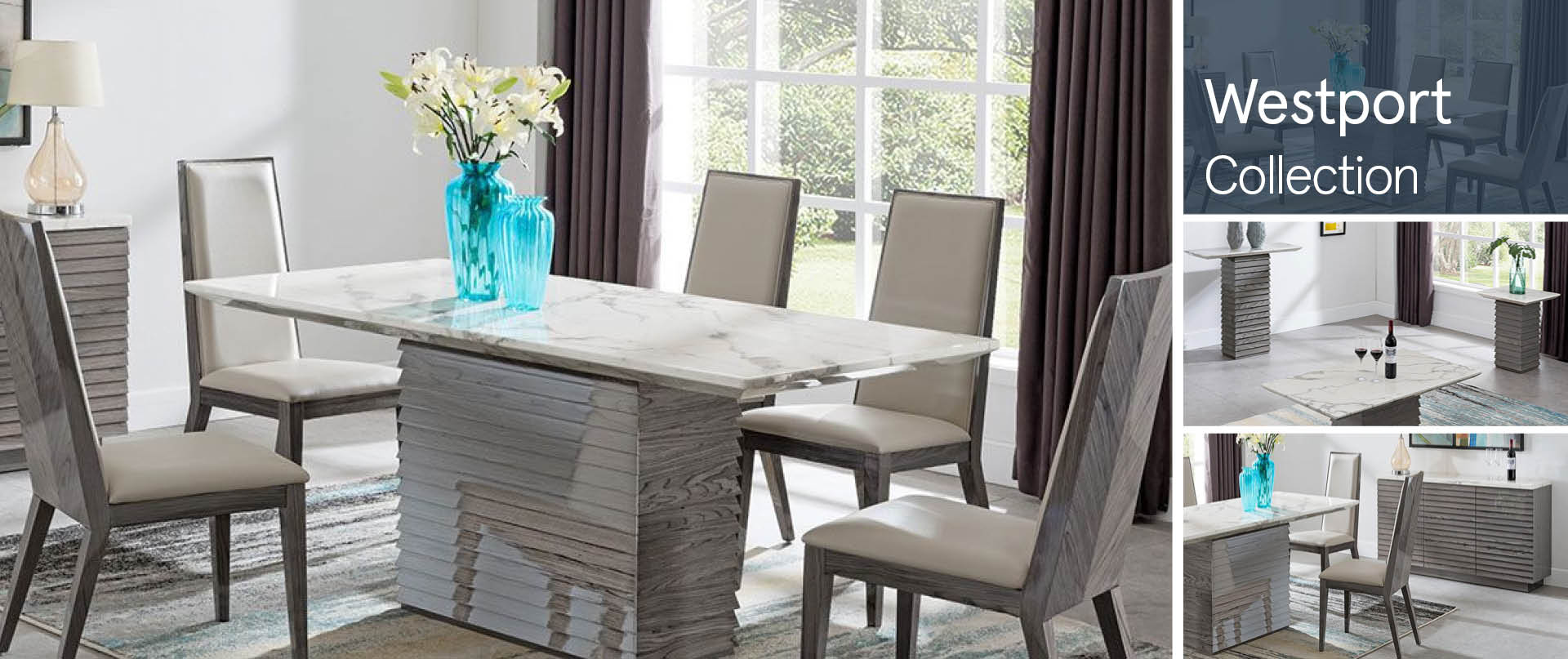 Westport Dining Furniture Ranges