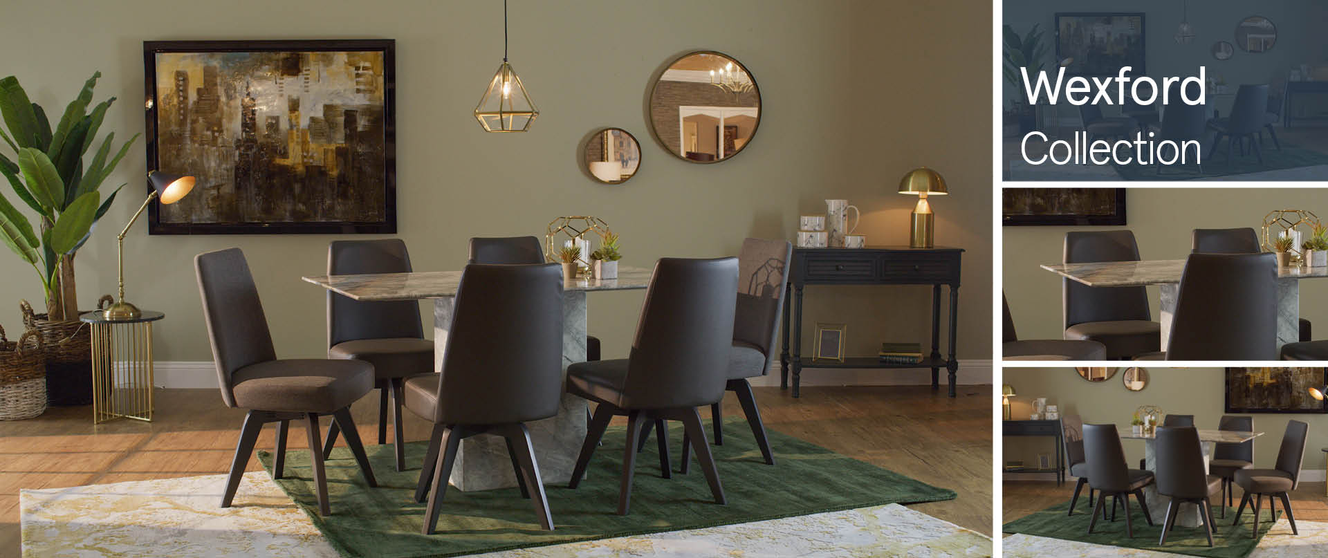 Wexford Dining Furniture Ranges