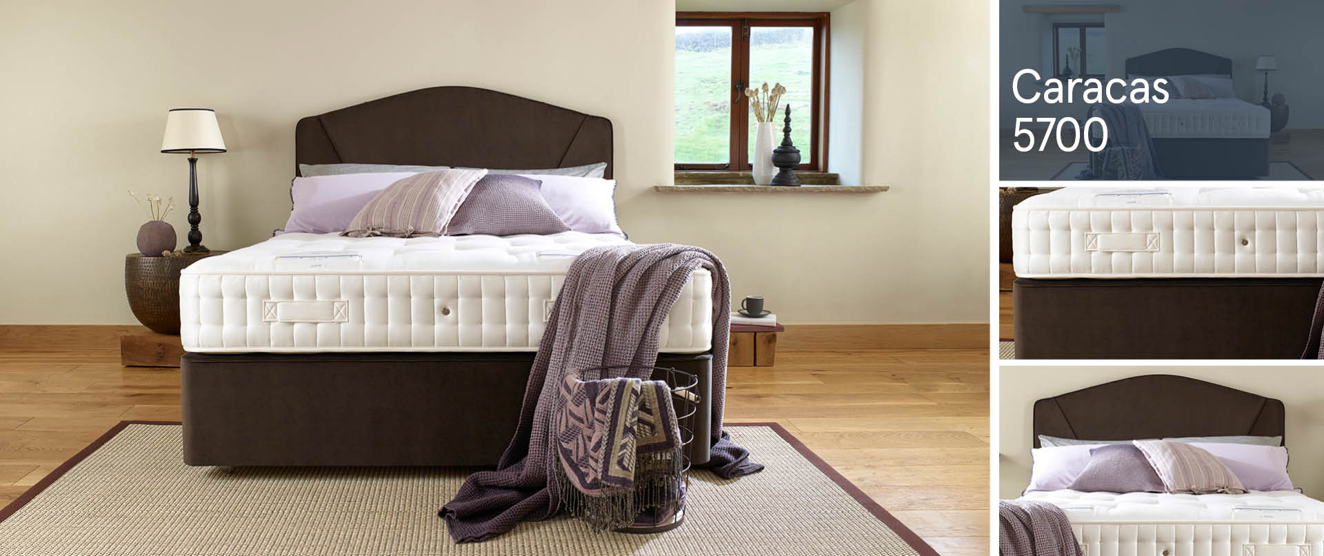 Caracas 5700 Divan Beds Ranges