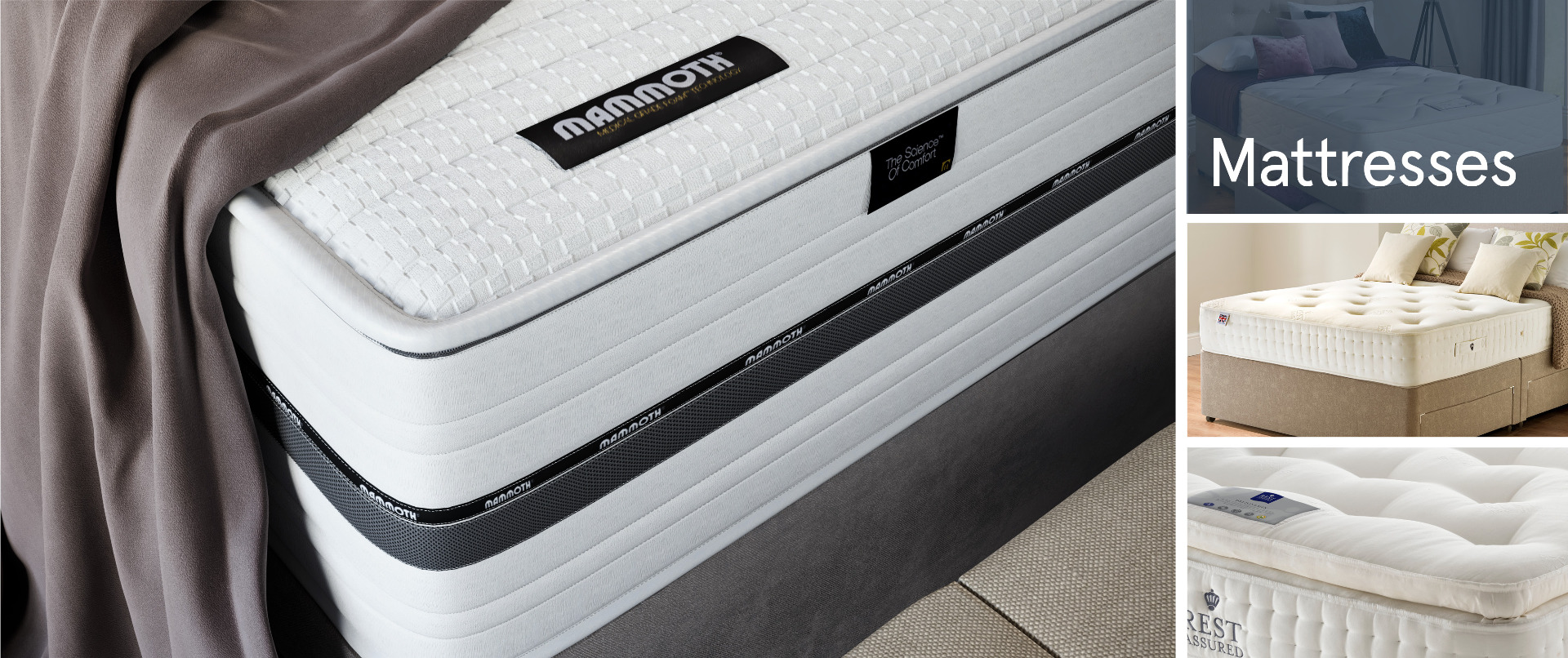 All Mattress Ranges