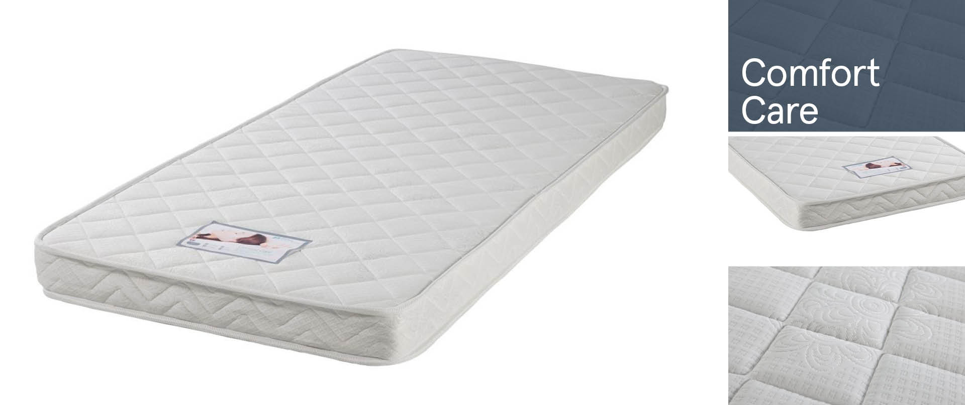 Comfort Care Mattresses Ranges