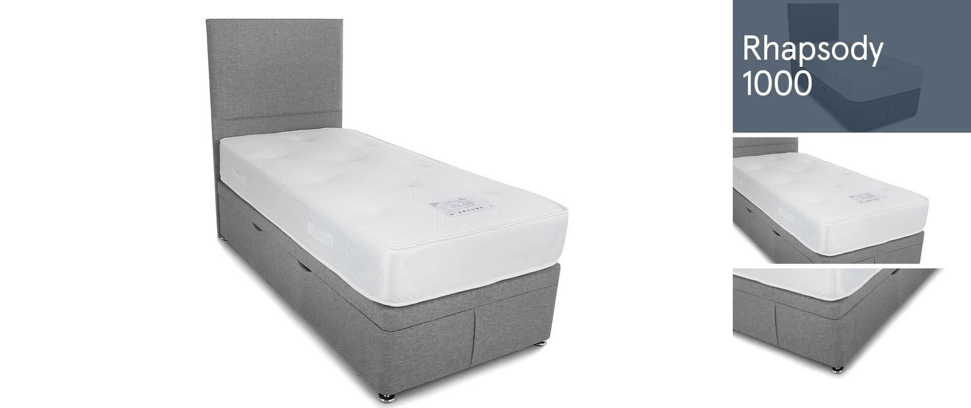 Rhapsody-1000 Ottoman Beds Ranges