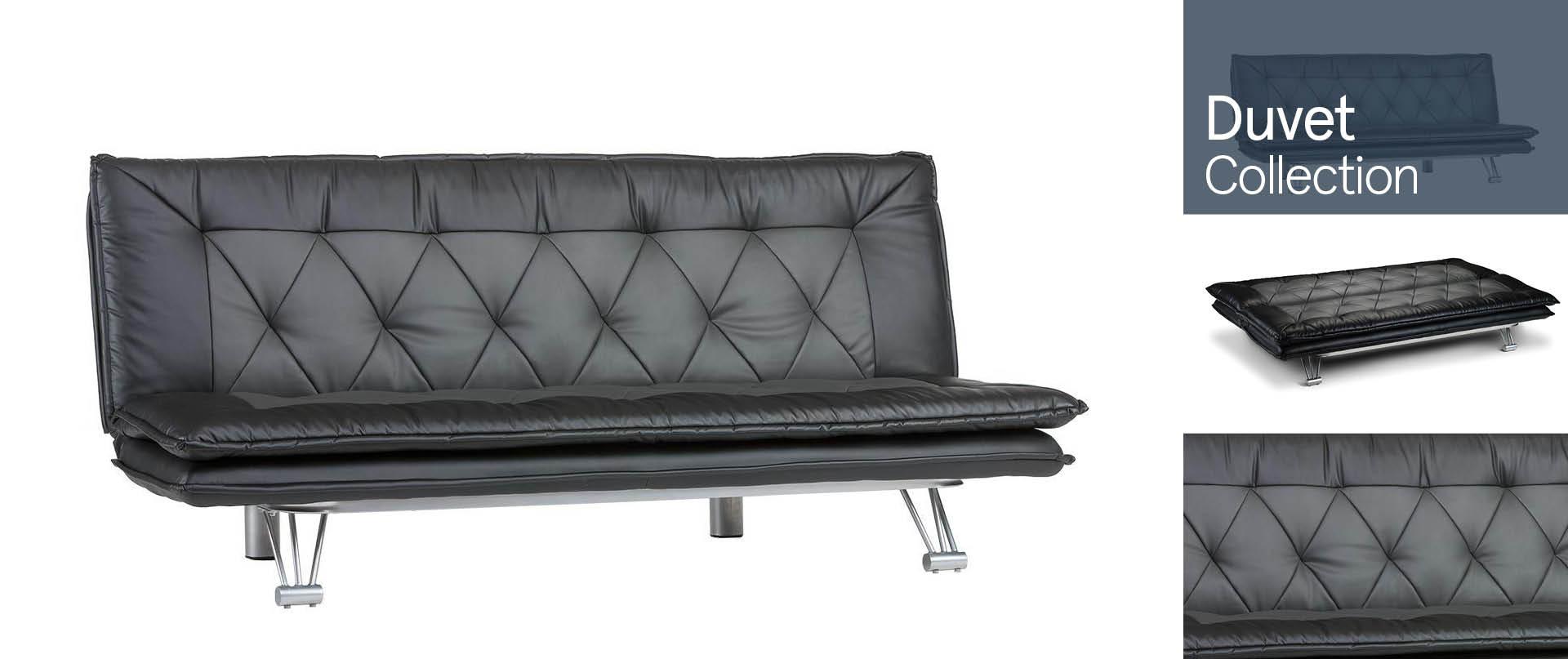 Duvet All Fabric Sofa Ranges
