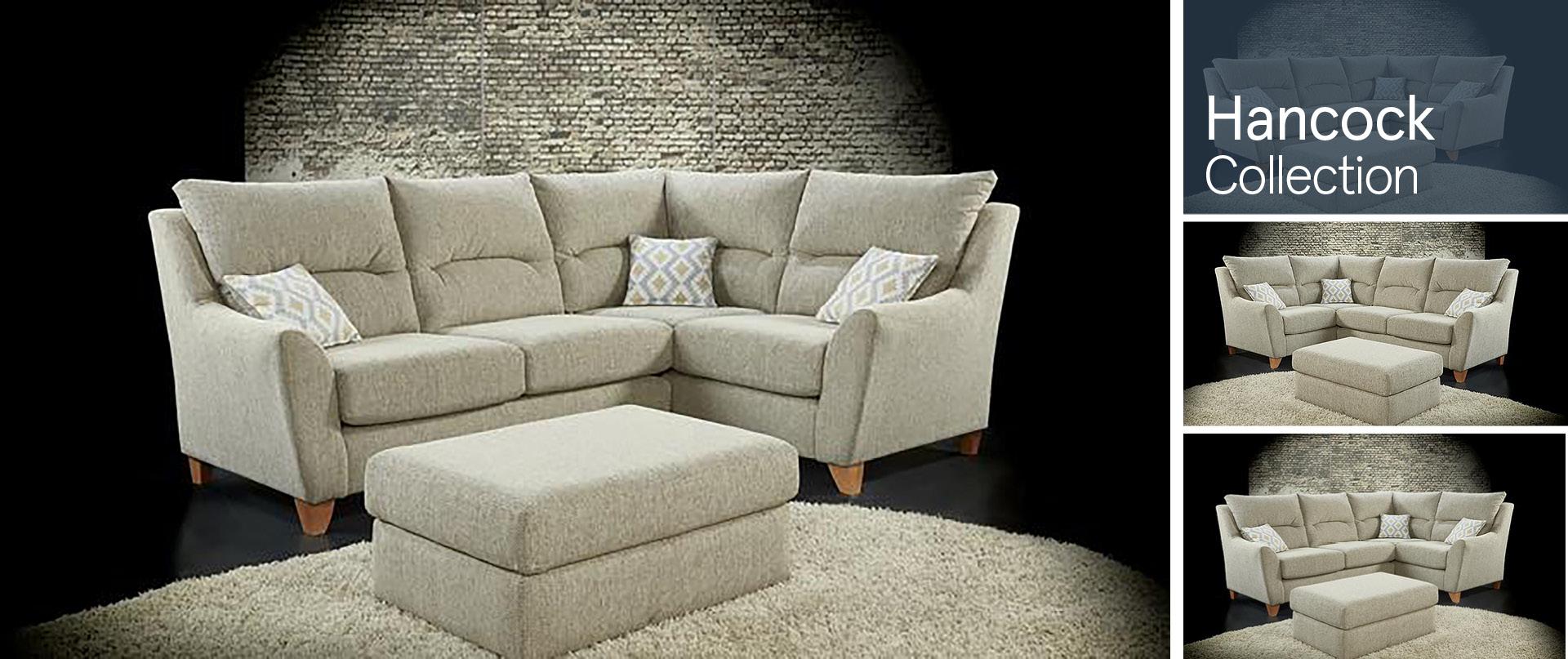 Hancock Fabric Sofa Ranges
