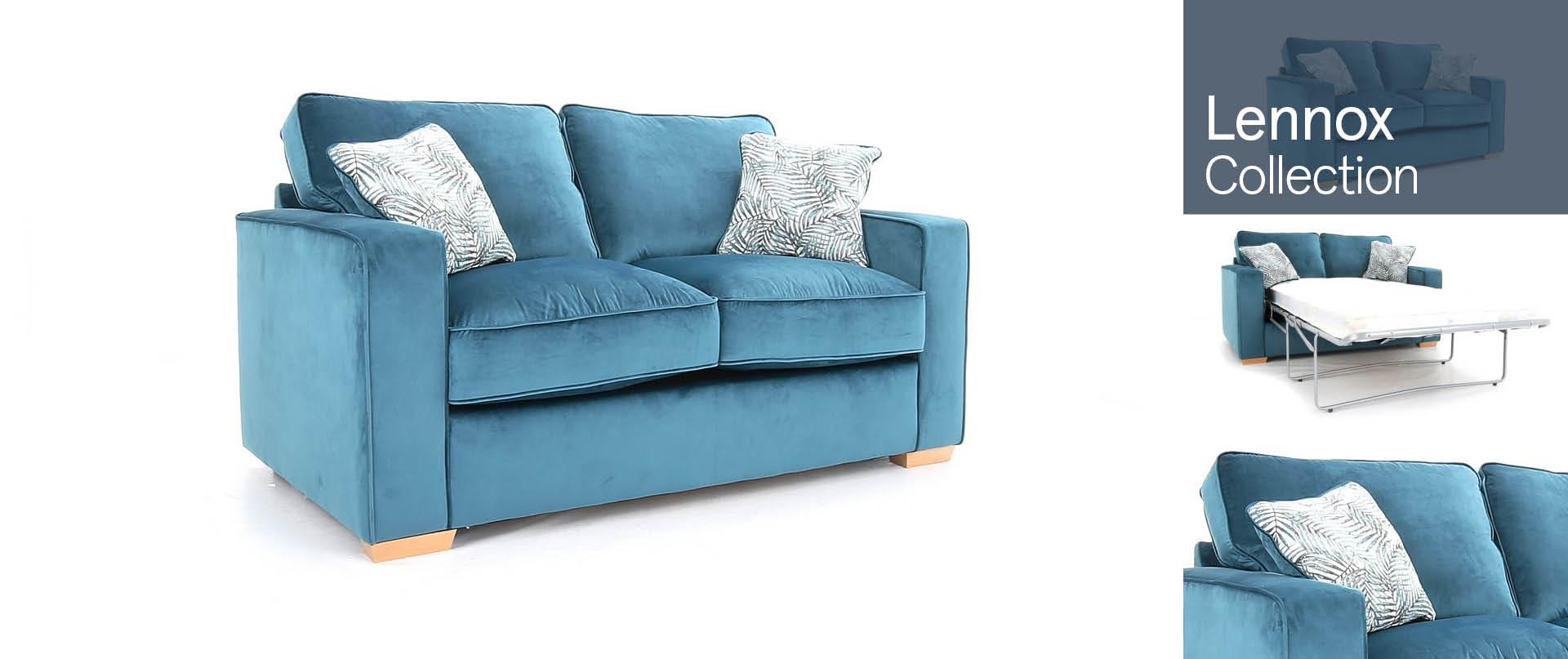 Lennox All Fabric Sofa Ranges