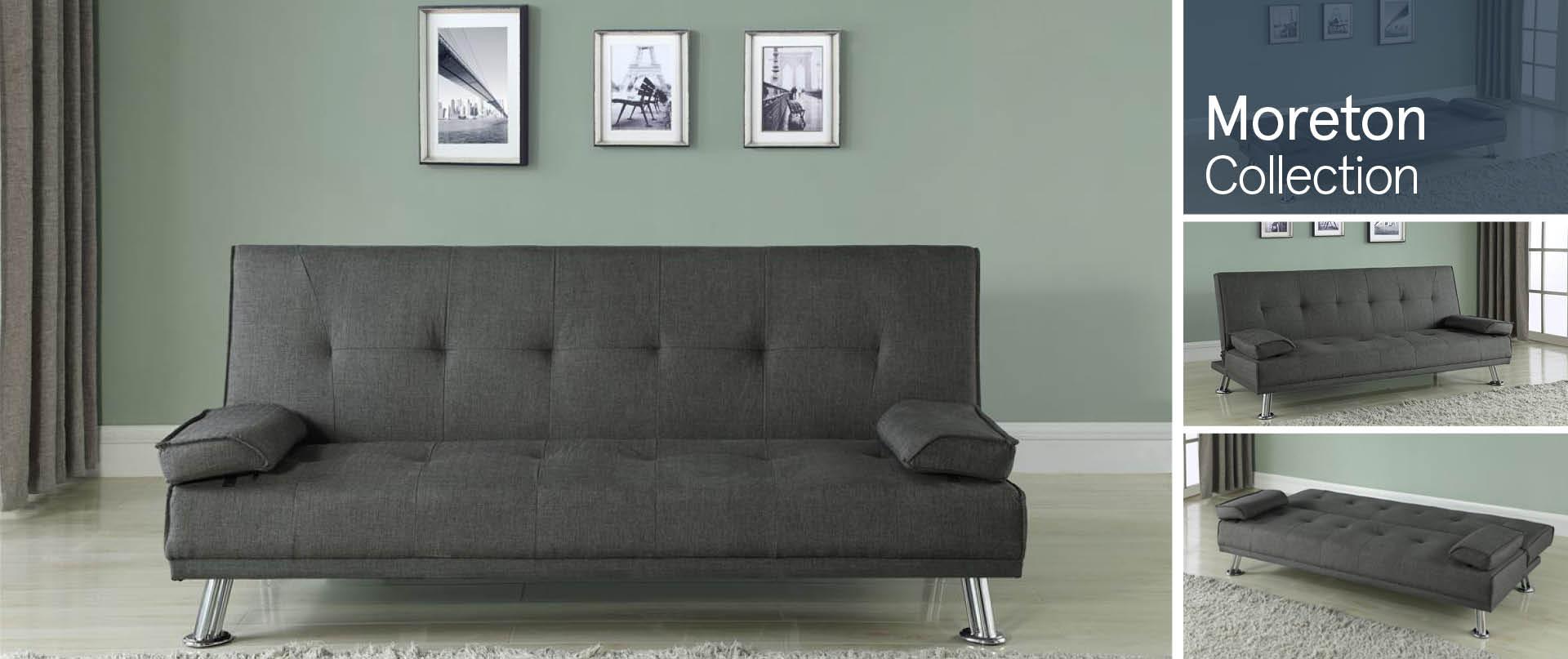 Moreton Fabric Sofa Ranges
