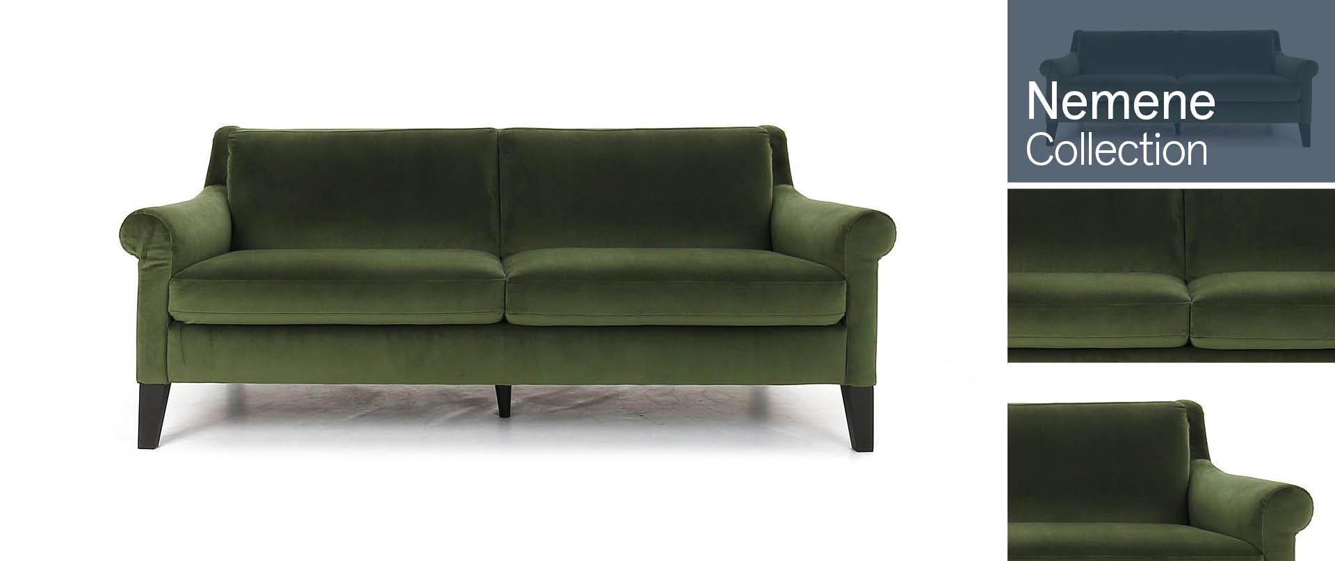Nemene All Fabric Sofa Ranges