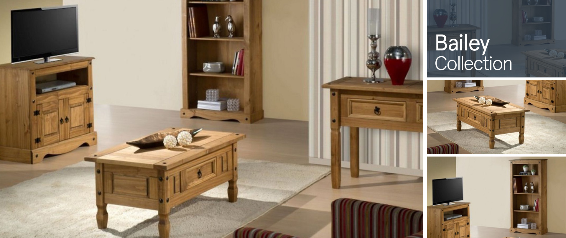 Bailey Dining Ranges