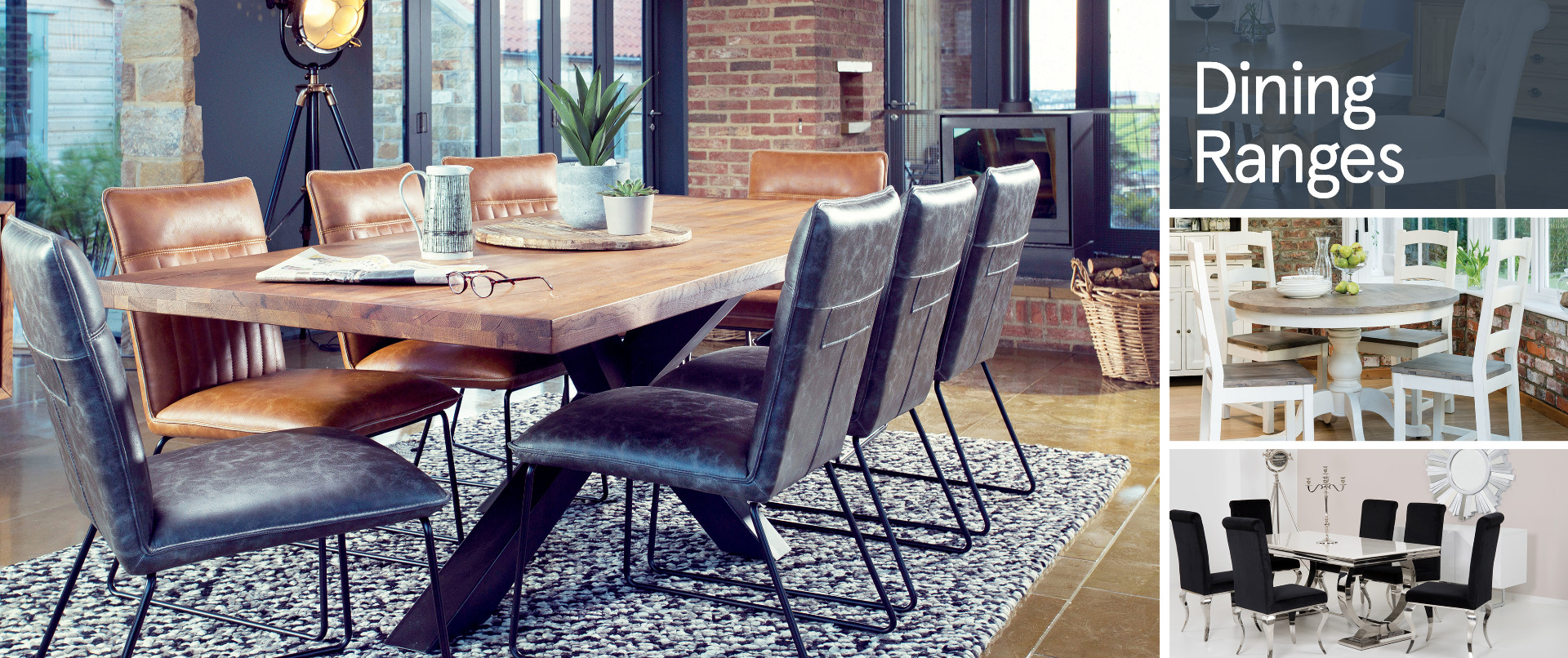 All Dining Furniture Ranges