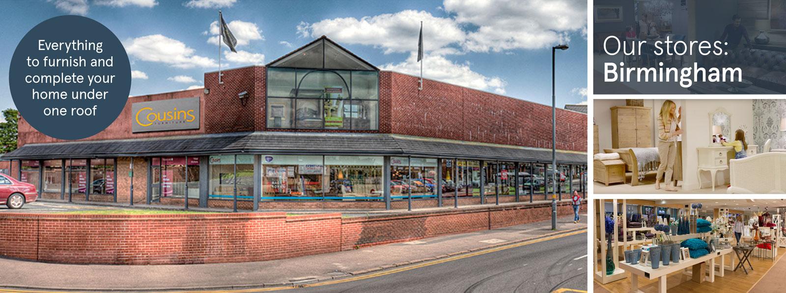 Cousins Furniture Store - Birmingham