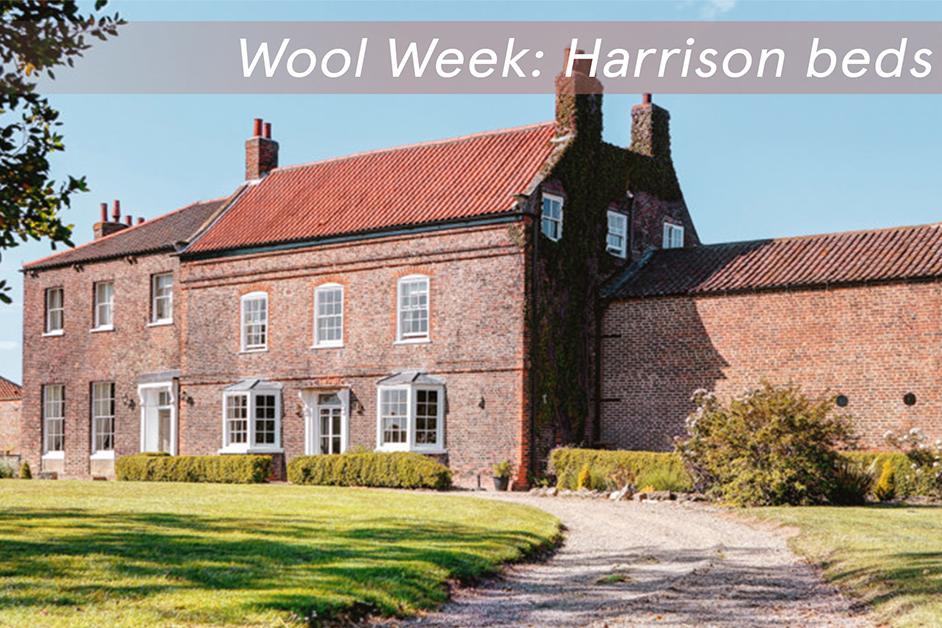 Wool Week: A focus on Harrison